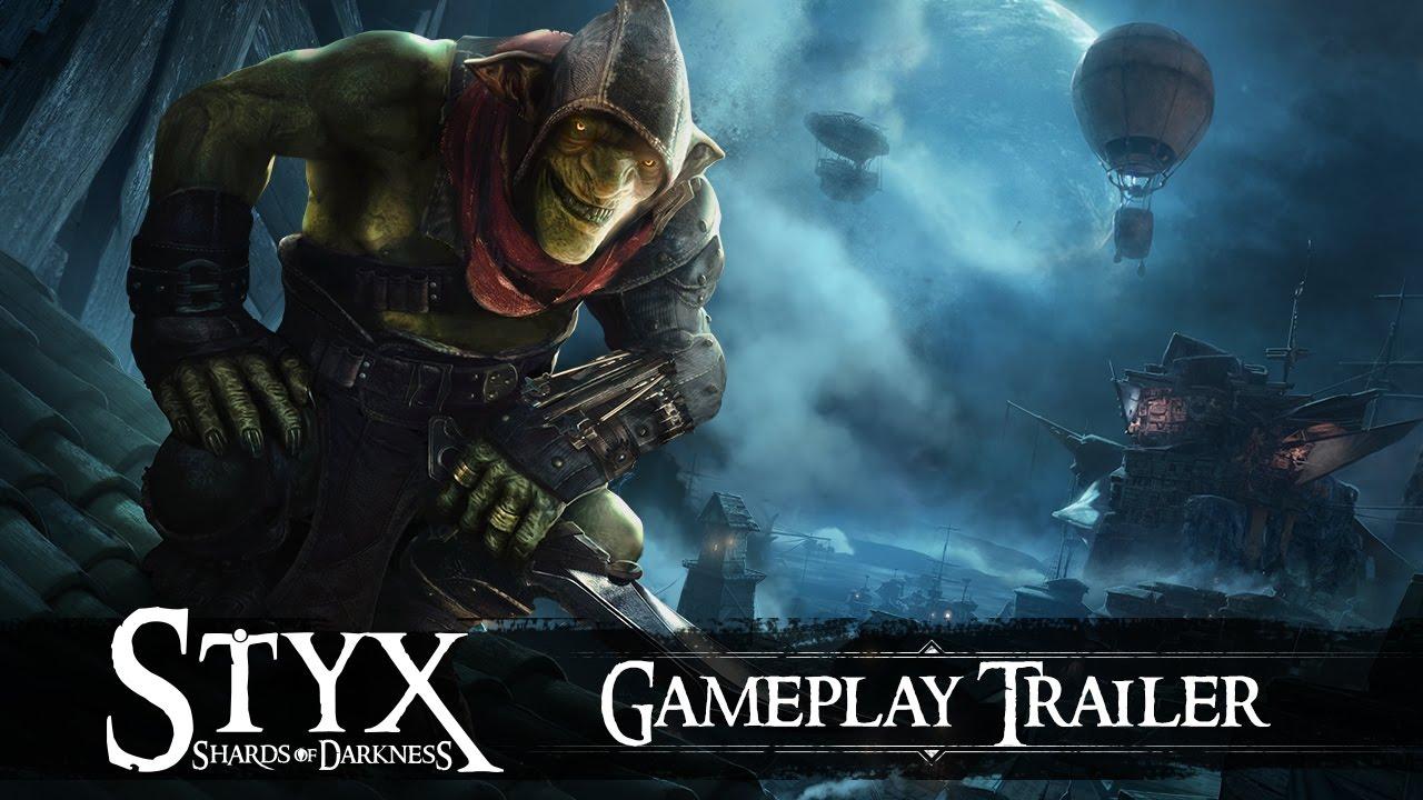 Геймплейный ролик стелс-экшена Styx: Shards of  Darkness демонстрирует изобретательность главного героя