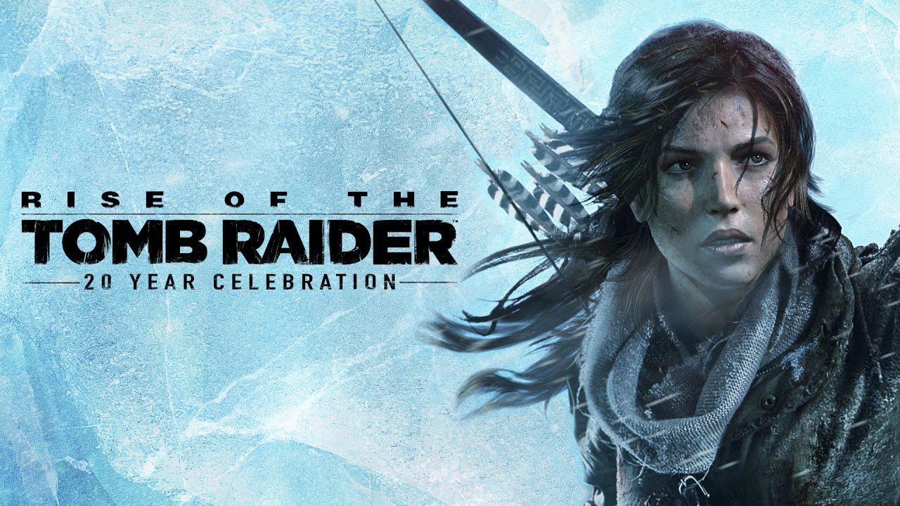 Релизный трейлер Rise of the Tomb Raider: 20 Year Celebration расскажет о бонусах юбилейного издания