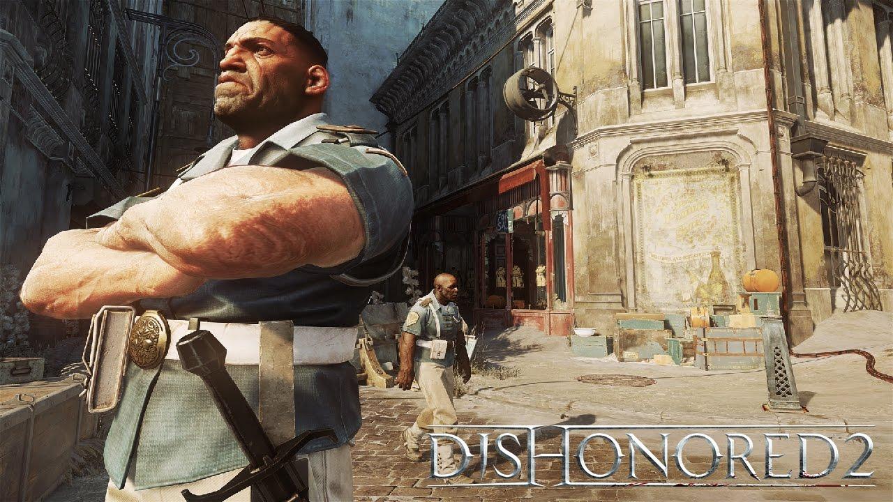 Учимся уносить ноги в Dishonored 2
