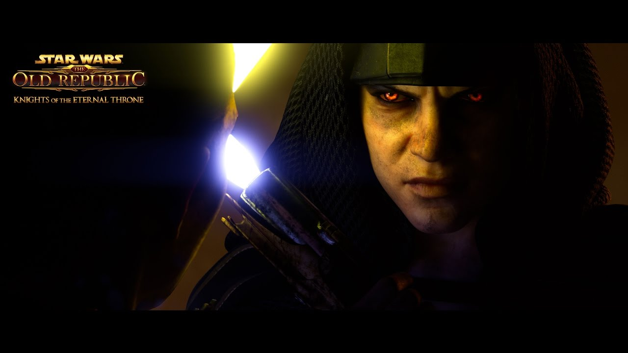 Высокохудожественный трейлер дополнения Knights of the Eternal Throne для Star Wars: The Old Republic